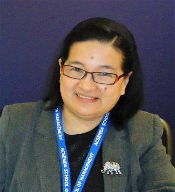 Teresita Ireneo Manalo Acsenda School Of Management